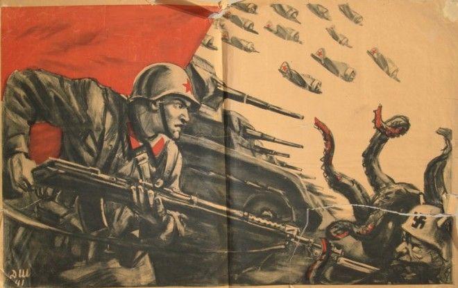 LНемцы которые перешли на сторону Красной Армии кто они
