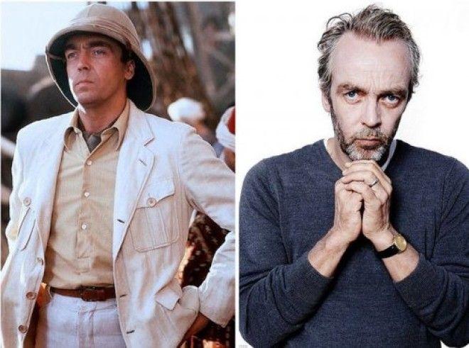 Время беспощадно Как выглядели актёры из фильма Мумия тогда и сейчас