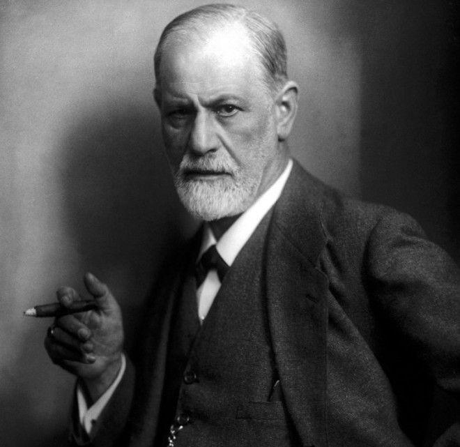 8 неожиданных фактов из жизни Зигмунда Фрейда