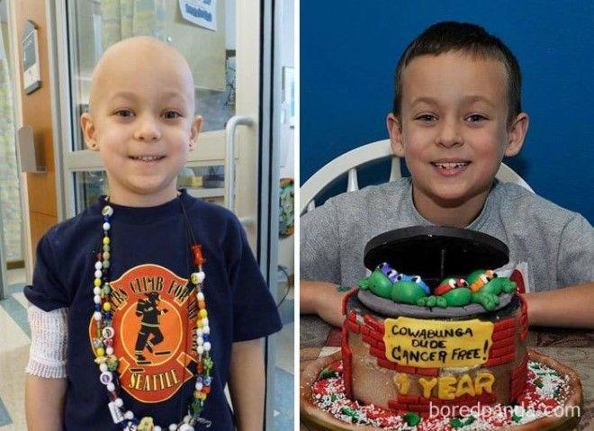 25 героев которые выиграли схватку с раком и теперь здоровы и счастливы