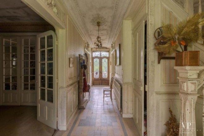 Жуткий особняк хозяева которого загадочным образом исчезли 20 лет назад