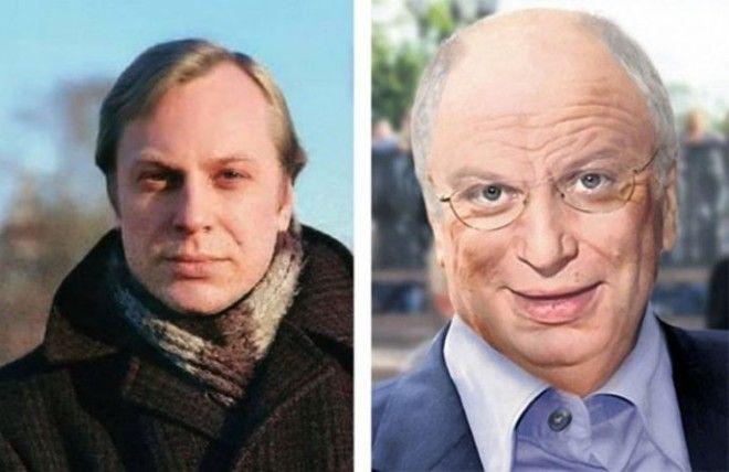 Как выглядели бы сегодня ушедшие от нас советские и российские кумиры