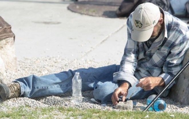 Мэр американского округа СолтЛейк стал бомжом на три дня