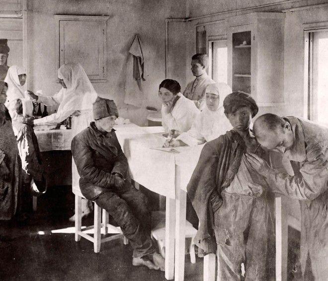 Право на жизнь 8 жутких эпидемий с которыми столкнулось человечество