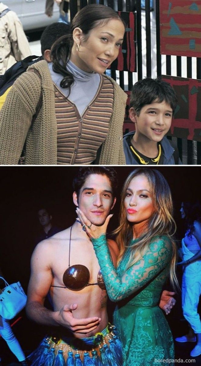 Почувствуй себя старым 10 лучших актерских составов тогда и сейчас
