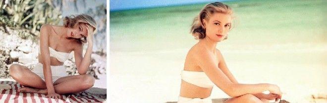23пальники покоролевски вот что одевали на пляж самые знаменитые принцессы