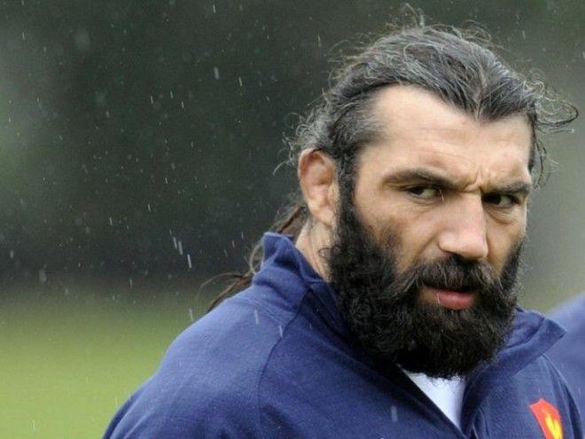 S6 известных спортсменов которым лучше не сбривать бороду