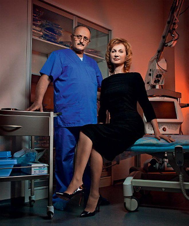 Татьяна и Марлен Суламанидзе здоровые знаменитости красота пластическая хирургия