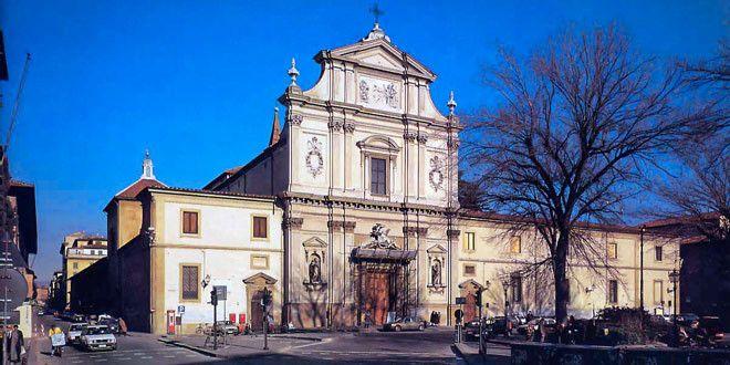 Церковь Святого Марка и женский монастырь образующие комплекс существуют с 13 века