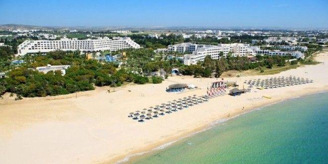 Куда поехать в сентябре Хаммамет Тунис