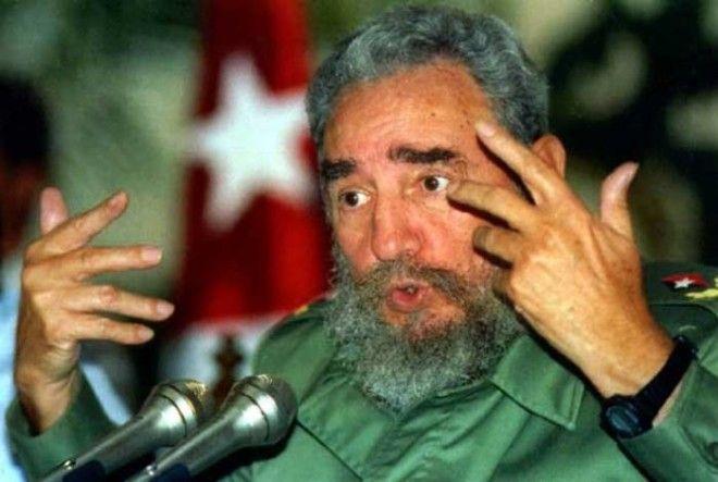 Фидель Кастро Фото tunnelru