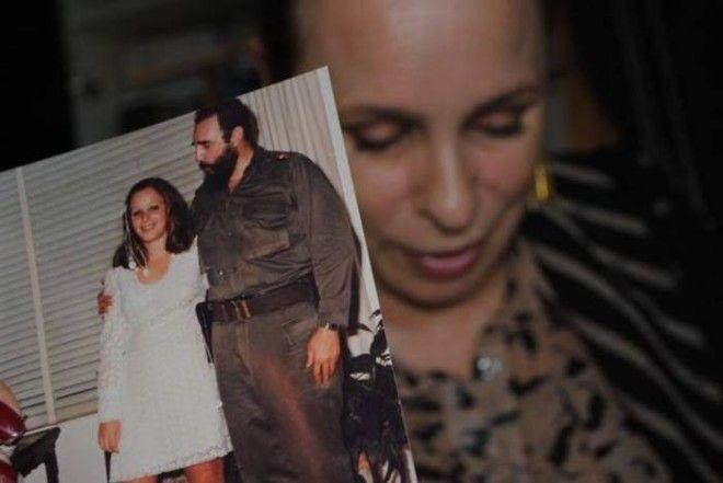 Дочь кубинского лидера Алина Фото anspresscom
