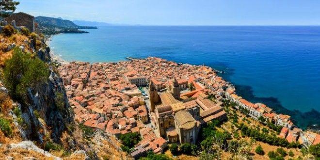 Где отдохнуть в сентябре Сицилия Италия