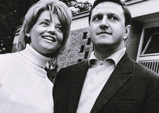 Картинки по запросу Юрий Чулюкин с женой Натальей Кустинской