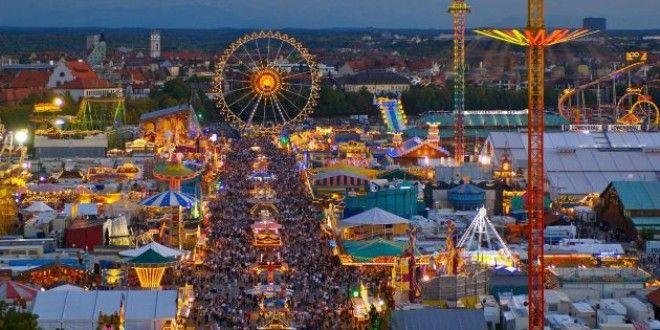 Отдых в сентябре Мюнхен Германия