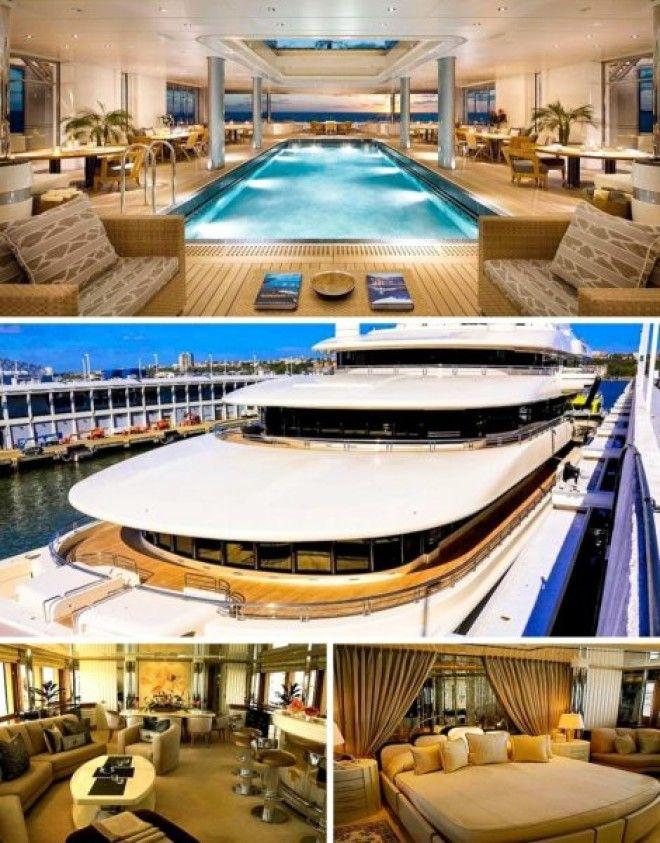 10 невозможно крутых яхт которые мы купим когда станем миллионерами