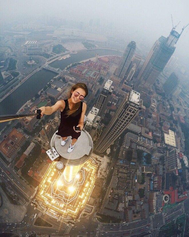 Lгробу лайки не нужныКак инстаграмеры рискуют жизнью ради эффектных фото