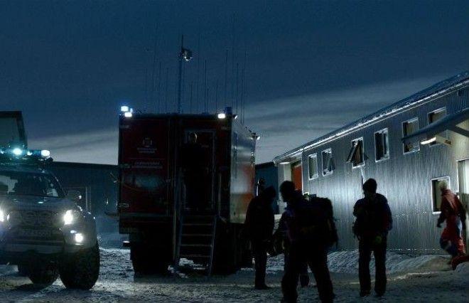 LКлятва и еще 7 превосходных арктических триллеров