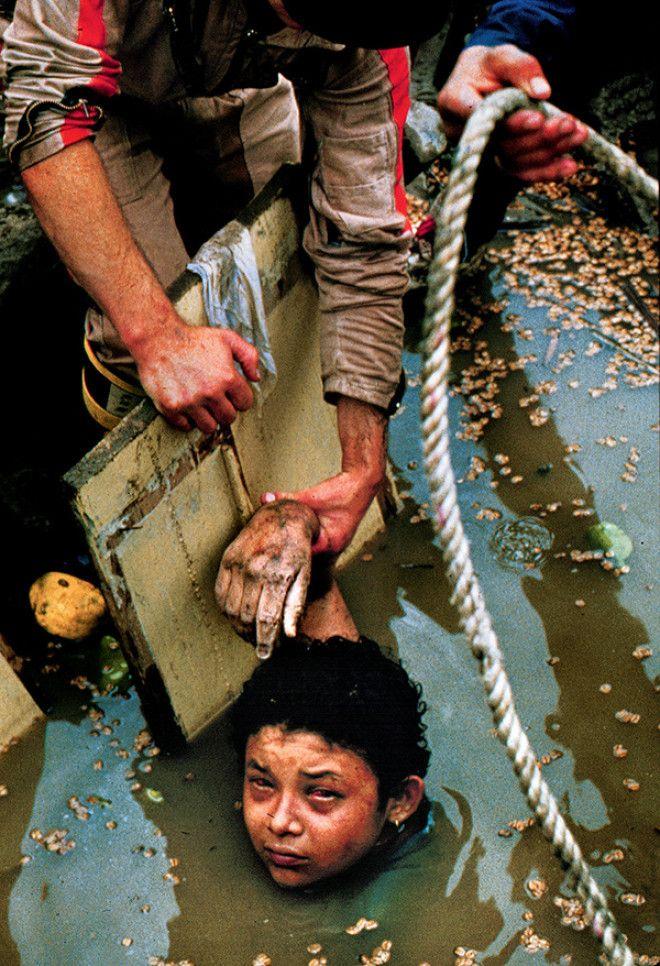 SBчшие снимки получившие Пулитцеровскую премию за экстренную новостную фото