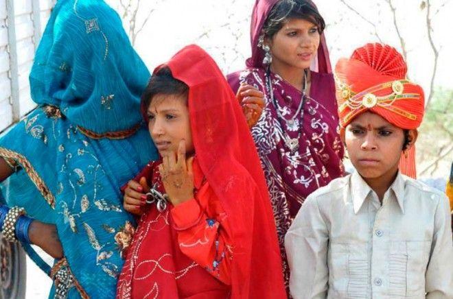 неравные браки Азии девочки Азии рано выходят замуж