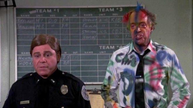 факты о полицейской академии фильм полицейская академия