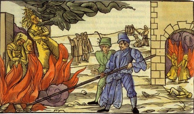 А судьи кто Самые жуткие и нелепые уголовные дела из истории Средневековой Европы