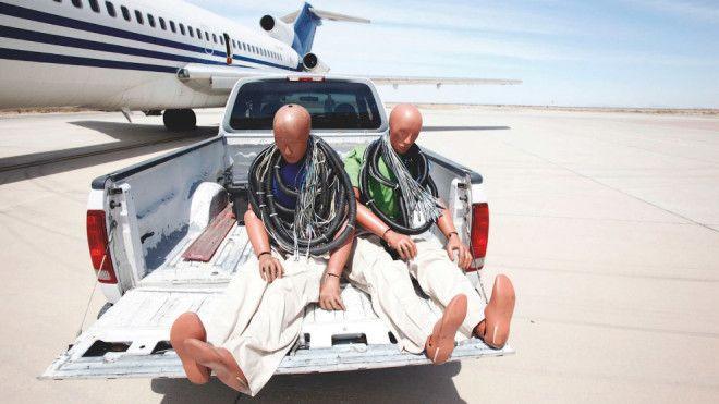 Как проверяют прочность самолета