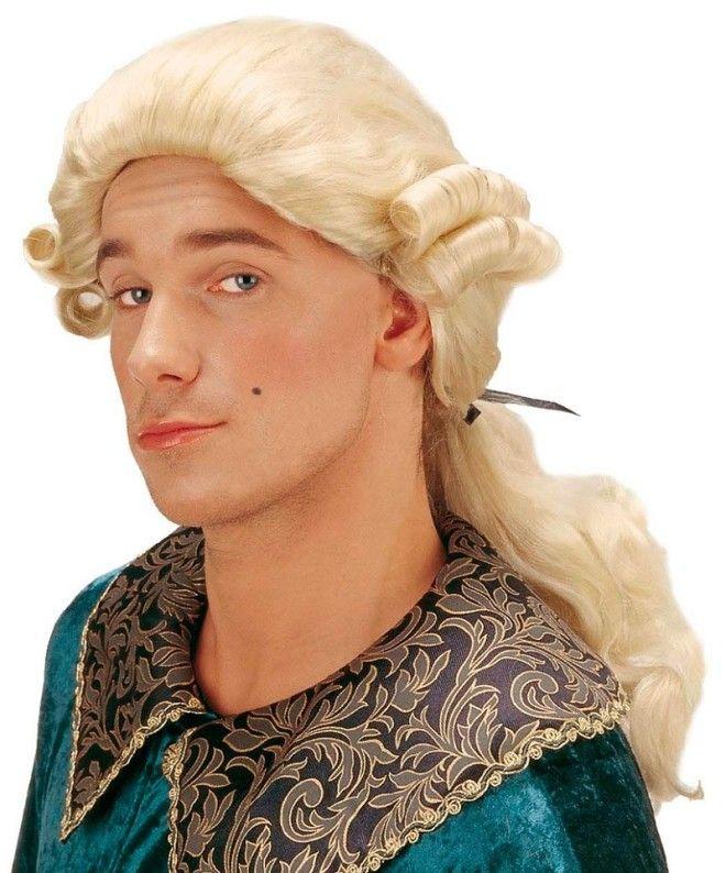 Секрет почему мужчины XVIII века носили парики раскрыт