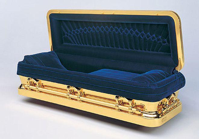 Мир погребальной культуры Самые необычные гробы