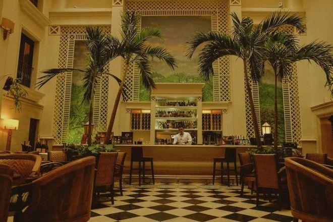 Hotel Saratoga In Havana Cuba