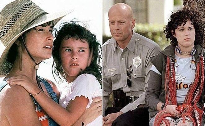 L12 актеров которые снялись в фильмах со своими детьми