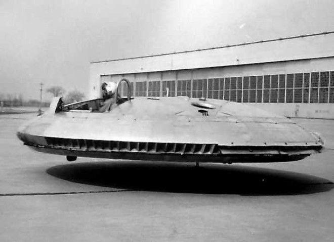 Невероятные транспортные средства созданные человечеством