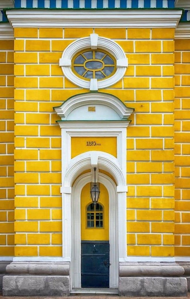 Door In Kiev Ukraine