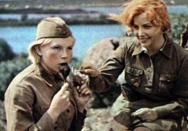 Кадр из фильма А зори здесь тихие 1972 Фото kinoteatrru