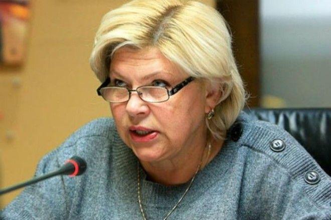 Депутат Госдумы Елена Драпеко Фото uznayvseru