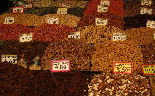 3 Ореховый микс выживание еда запас полезная еда продовольствие продукты советы
