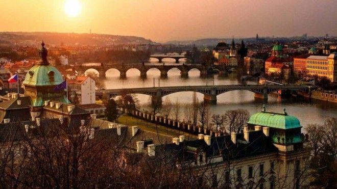 7 самых сказочных городов Европы куда стоит поехать осенью