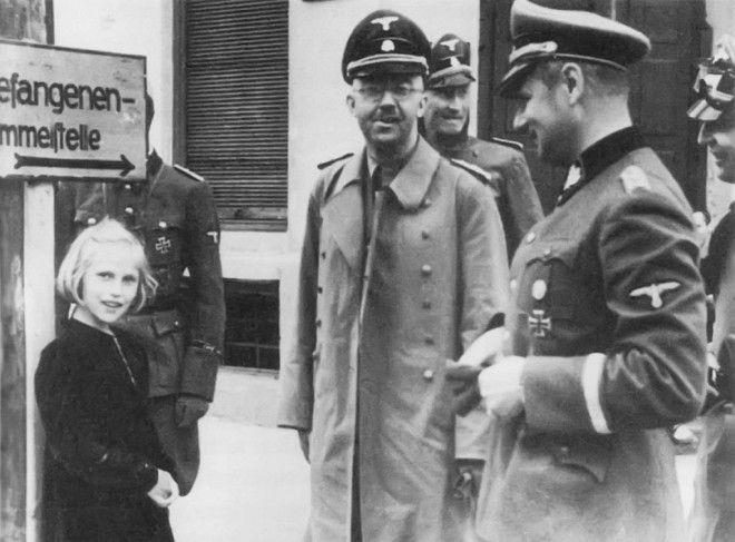 11 фактов о дочке Гиммлера которая всё еще за нацистов