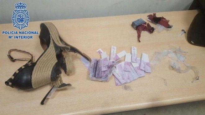 Картинки по запросу billetes de 500 en zapatos