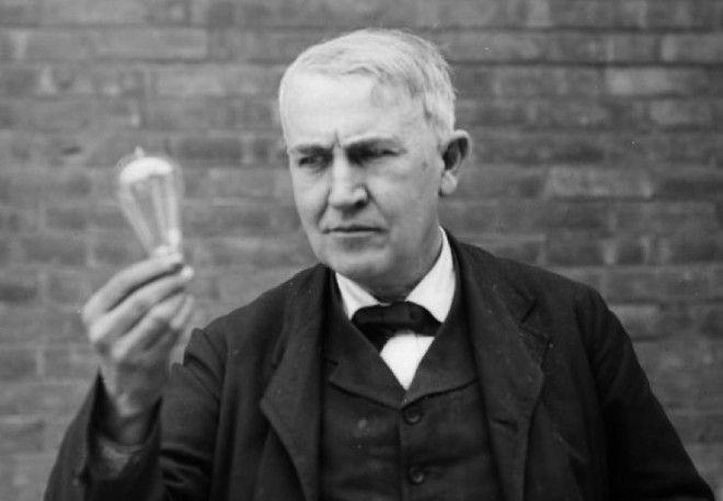 Картинки по запросу Томас Эдисон