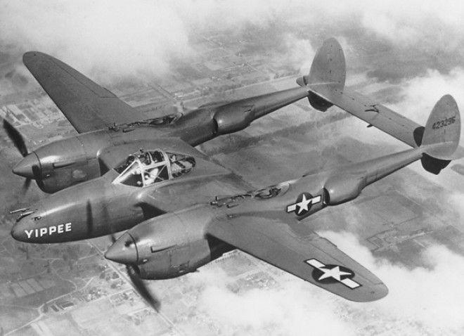 LBЛучшие истребители Второй мировой войны