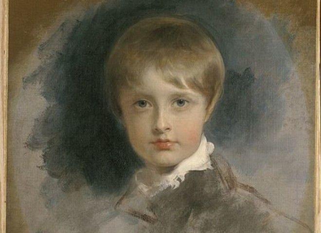 Томас Лоуренс Наполеон II в детстве Фото liveinternetru