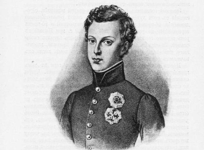 Наполеон II герцог Рейхштадтский Фото elibshplru
