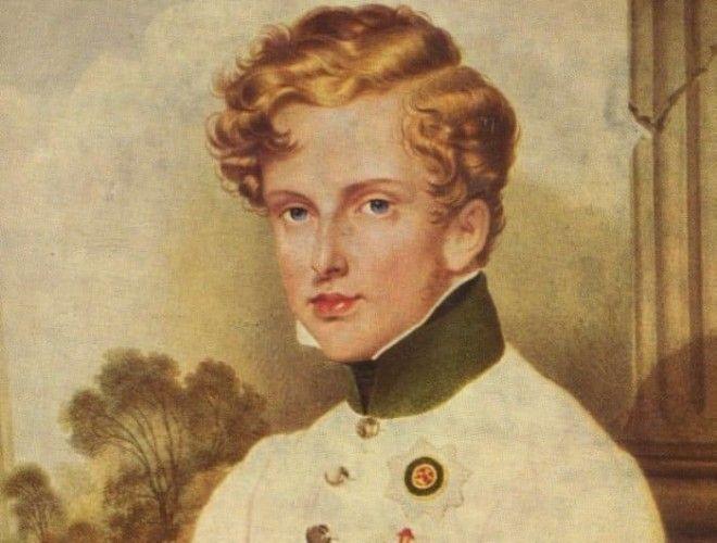 Наполеон II герцог Рейхштадтский Фото liveinternetru