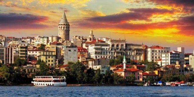 Куда поехать в октябре Стамбул Турция