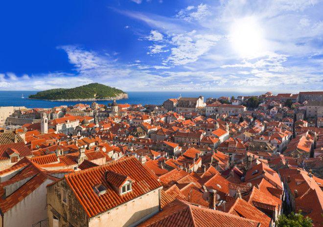 Картинки по запросу осень Дубровник Хорватия