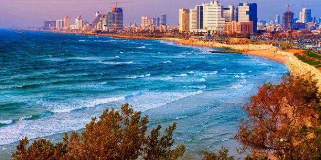 Отдых в октябре ТельАвив Израиль