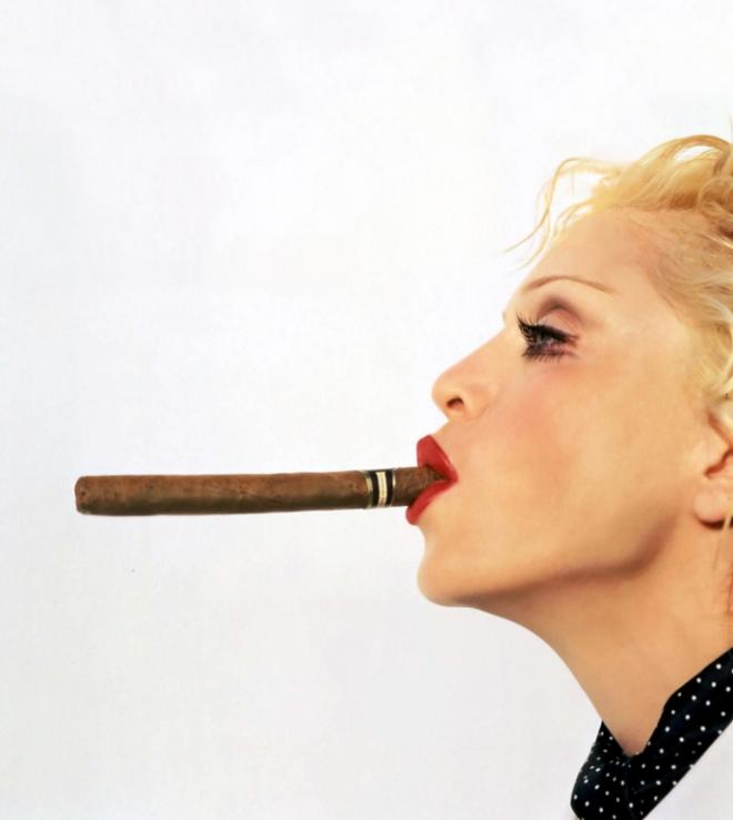 Дамы в сигарном плену Знаменитые женщины афисионадо