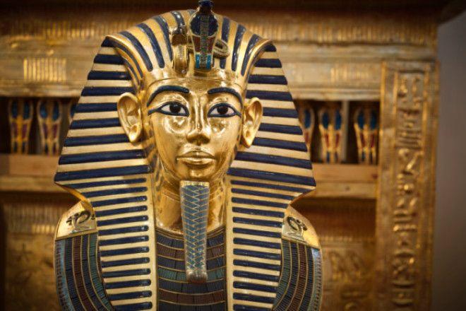 Изображение Тутанхамона