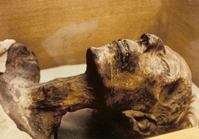 Мумия Рамсеса II